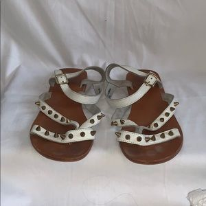 Topshop Shoes - TOPSHOP unique studded sandal US size 8